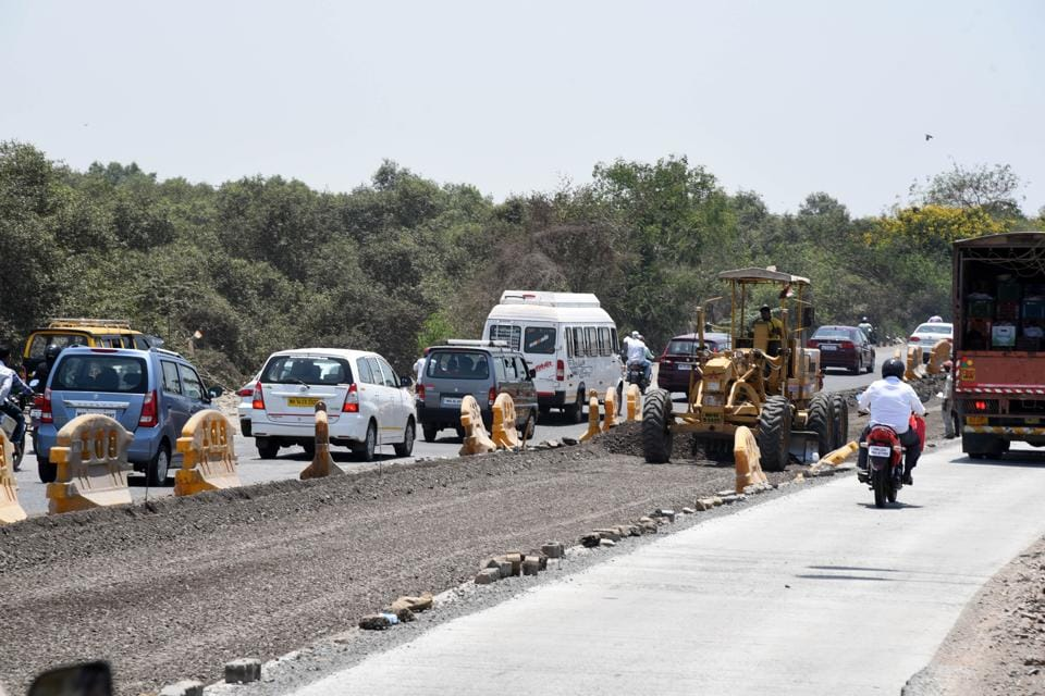 Sion Panvel highway,Mumbai highway,Mumbai monsoon