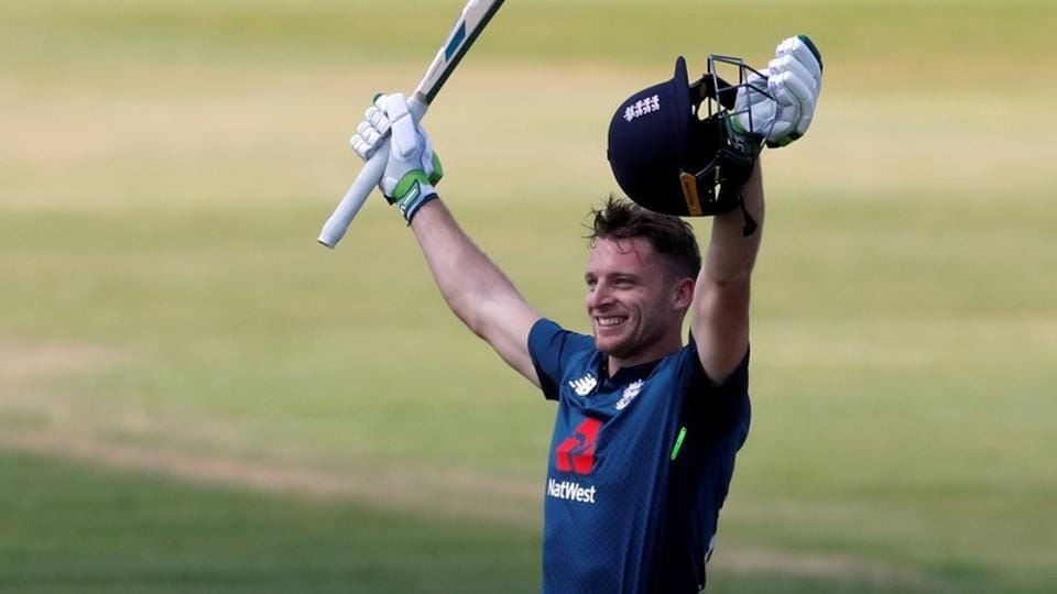 File image of Jos Buttler