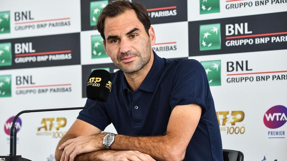 Roger Federer,Rome,French Open