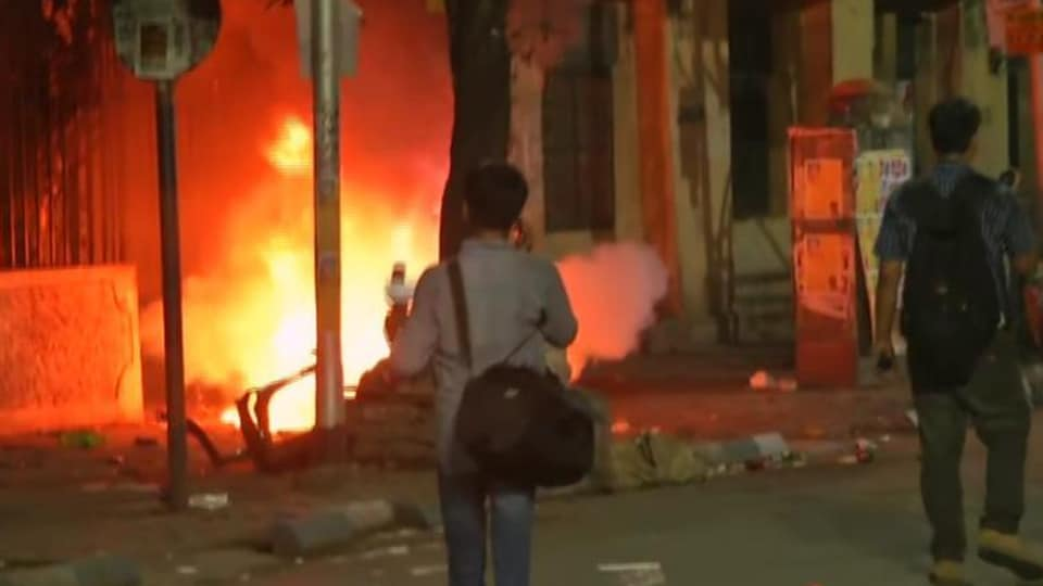 Bengal poll campaign,EC,violence in roadshow