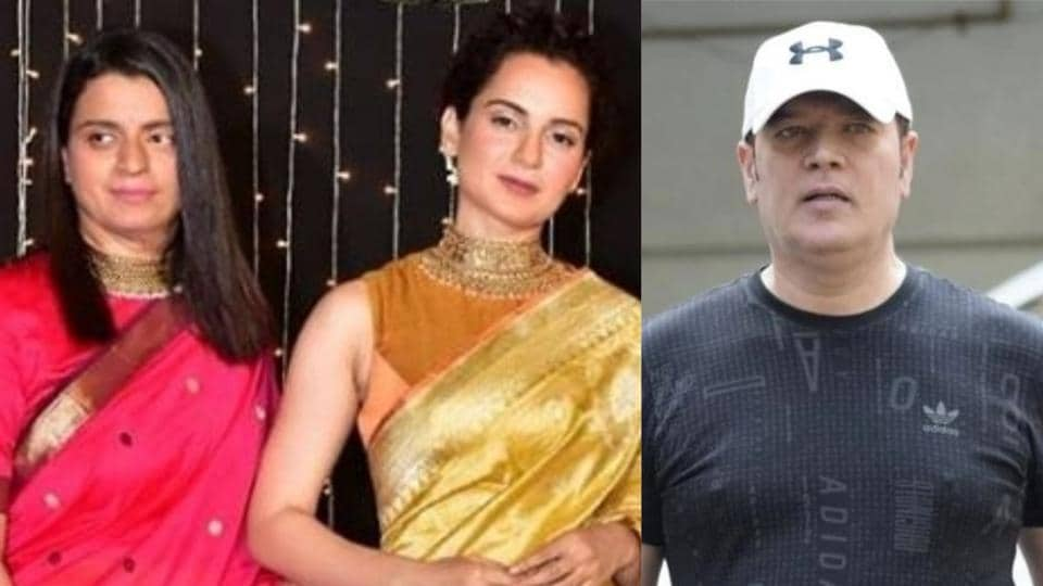 Kangana Ranaut's sister Rangoli Chandel filed a police complaint of assault and exploitation against Aditya Pancholi, after which he filed a counter complaint.