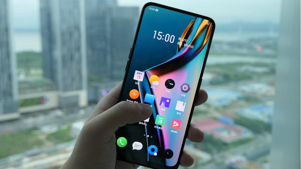 Realme X smartphone launched in China.