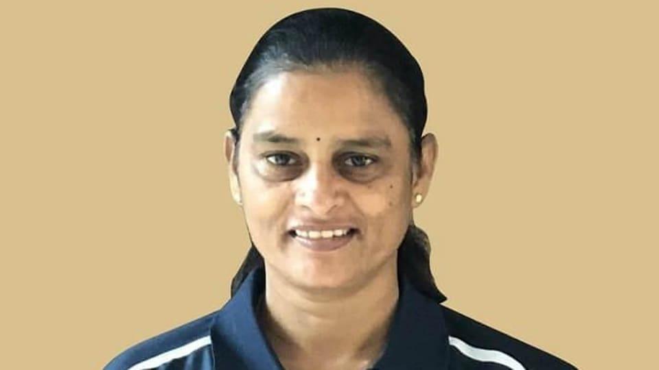 GS Lakshmi,ICC,Panel of referees