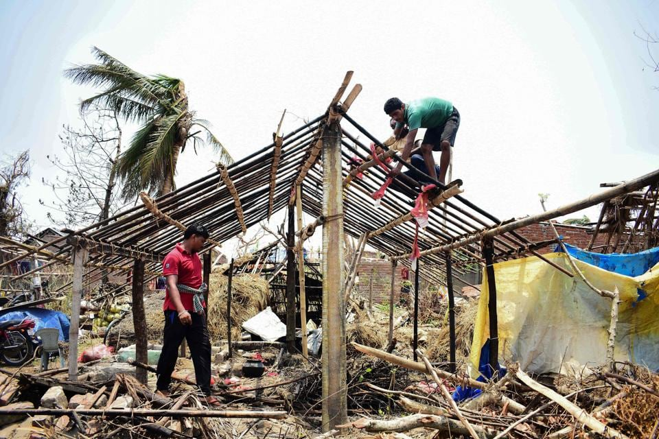 The Odisha government on Wednesday said it suffered damages to its properties worth Rs 11,942 crore due to Cyclone Fani that hit the state on May 3.