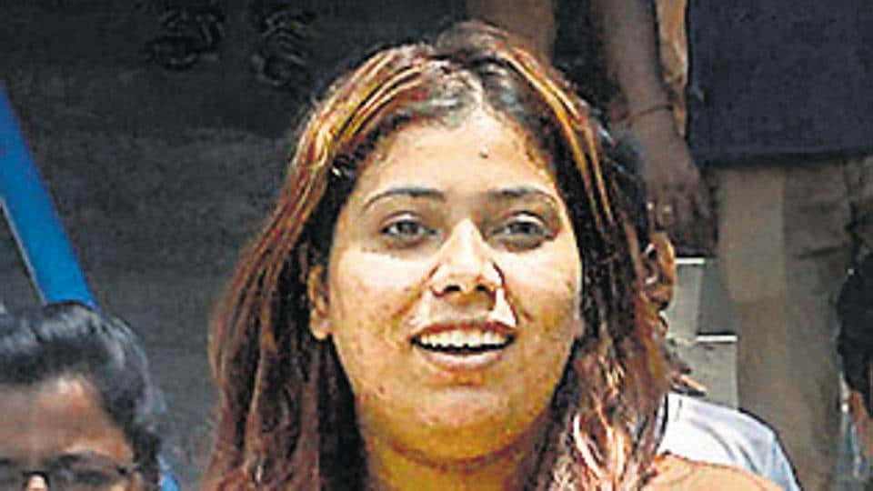 An undated picture of BJP activist Priyanka Sharma, who was arrested for allegedly posting morphed image of West Bengal Chief Minister Mamata Banerjee on social media. The Supreme Court granted her bail in the case on May 14