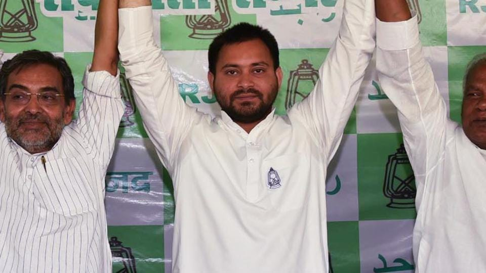 Lok Sabha elections 2019,GA nominee,Opposition Grand Alliance