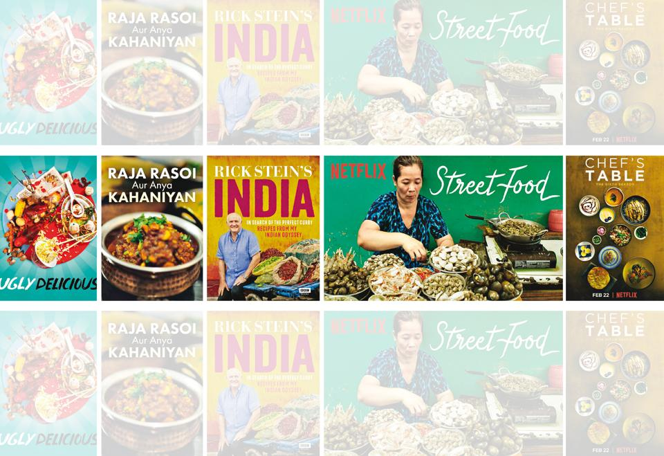 Here are five food shows that will make you hungry!