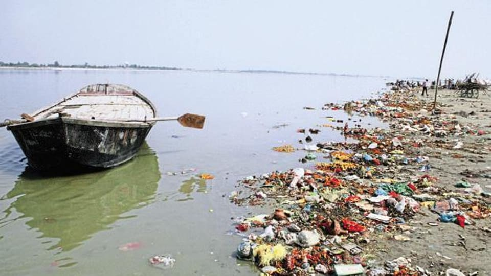 Notably, industrial and domestic discharge from these industrial cities was the main source of pollution in the Yamuna water.