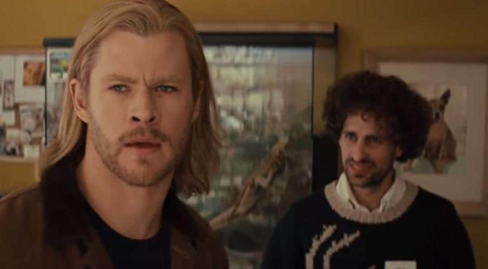 Isaac Kappy in Thor Movie