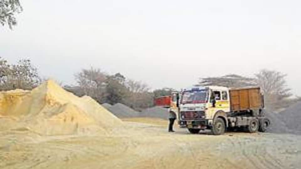 The demolition was carried out with the help a large team from Bhondsi police station and reserve police battalions, said Prakash, who was also the duty magistrate for the operation.