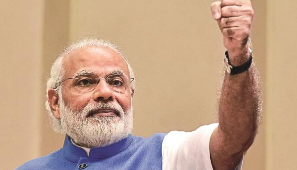 Modi said if the opposition had any concerns for the poor and needy, their hands would have trembled before resorting to corrupt means.