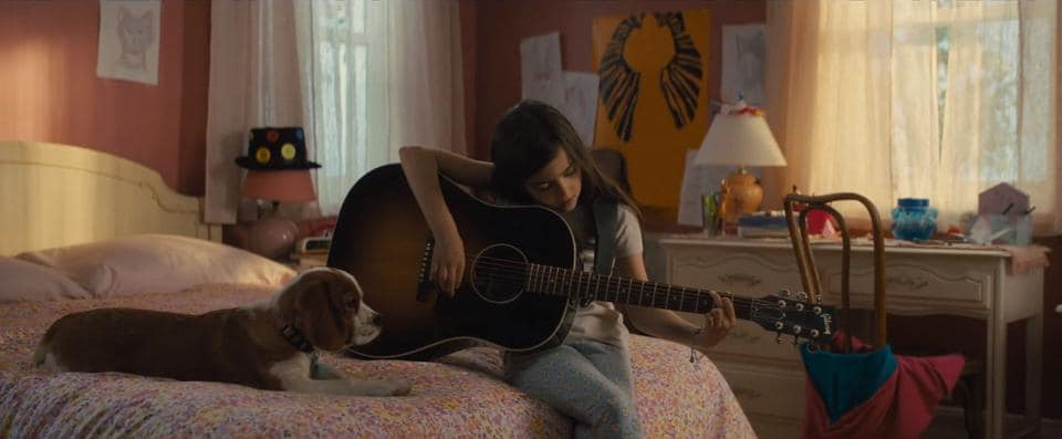 Eventually, the pup even helps the girl choose a suitable life partner. Silly subplots and melodramatic flourishes let the film down. The puppies are adorable throughout, though.