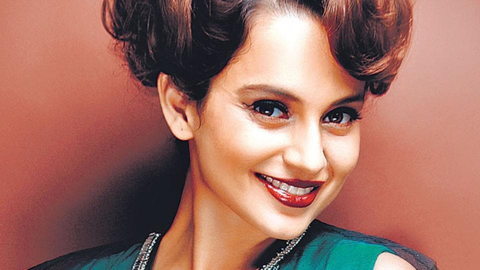 Kangana has lost 5 kilos in order to prepare for the Cannes Red Carpet 2019.