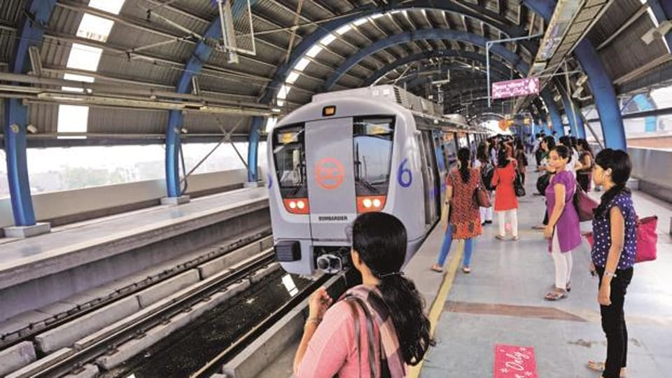 On the Blue Line, the delay took place between Dwarka and Kirti Nagar due to a technical snag on the section, officials said.