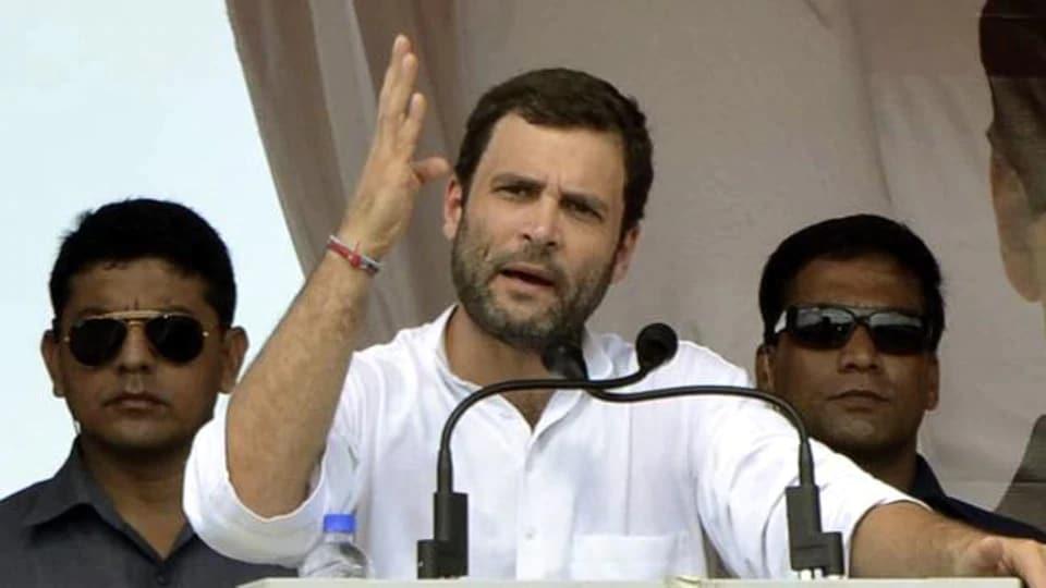 Rahul gandhi,Congress,Alwar
