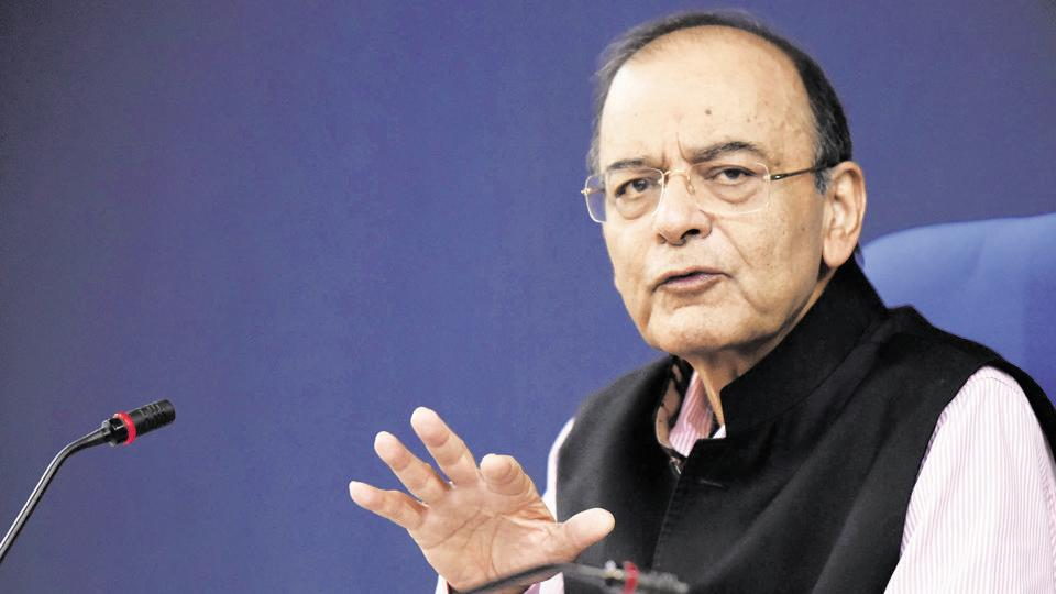 """The Opposition offers a """"frightening scenario"""" to the electorate and this will be behind its """"rout"""", Union finance minister Arun Jaitley said on Thursday in an article that contended the """"groundswell"""" in favour of PM Narendra Modi is becoming stronger as the seventh and final phase of elections approaches."""