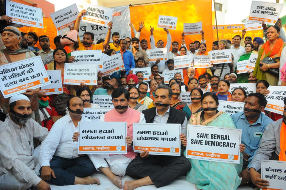 Lok Sabha elections 2019:,protests for healthy democracy,governments and institutions to fear protests