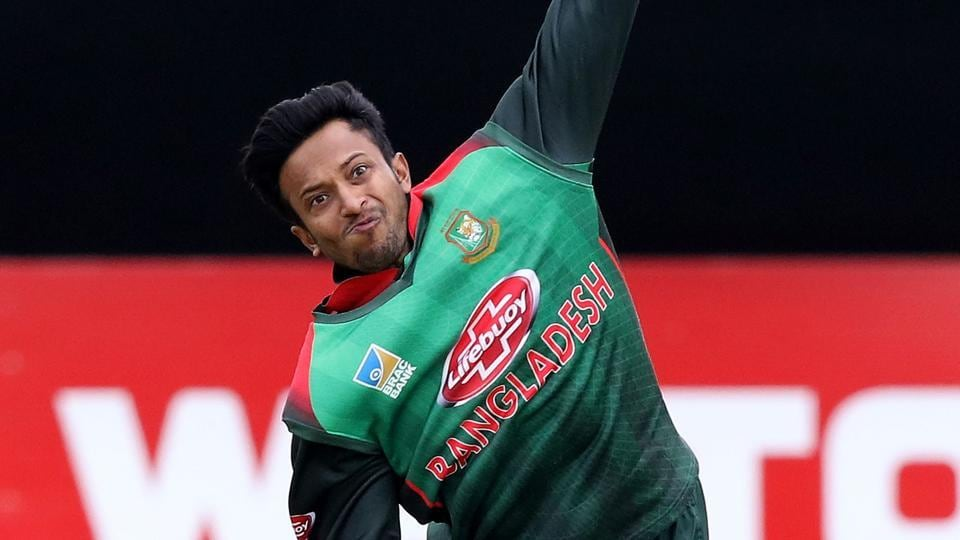 Bangladesh potentially without Shakib for final