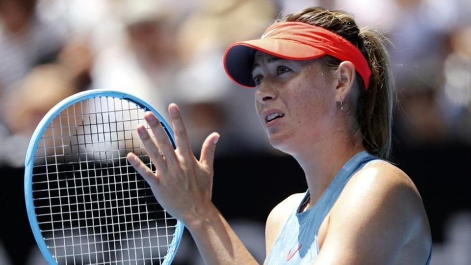 Maria Sharapova,French Open,Sharapova