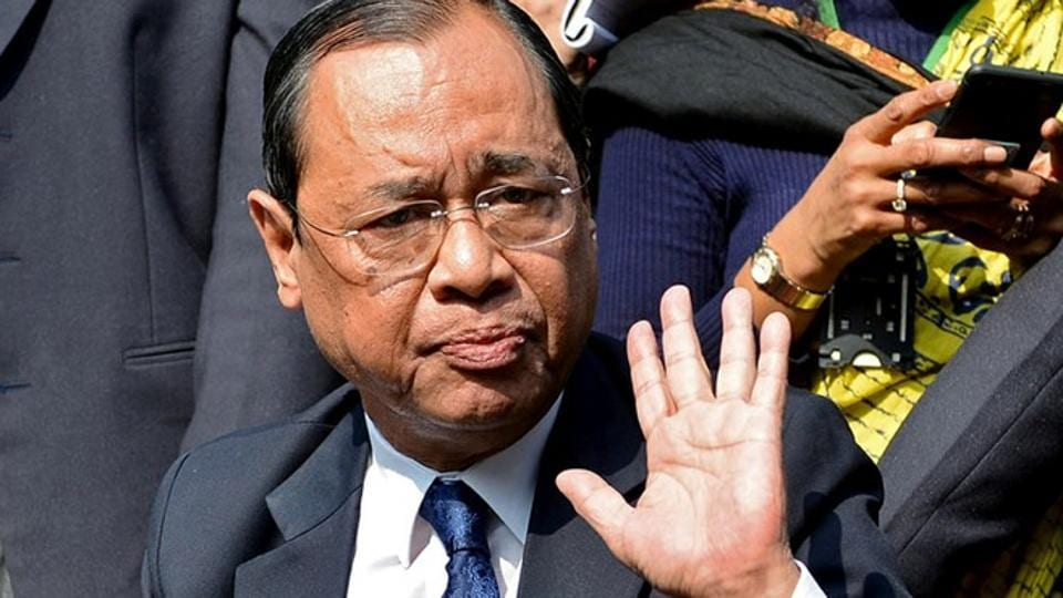 The former Supreme Court who charged Ranjan Gogoi will soon be filing an appeal, to the CJI, against her dismissal from.