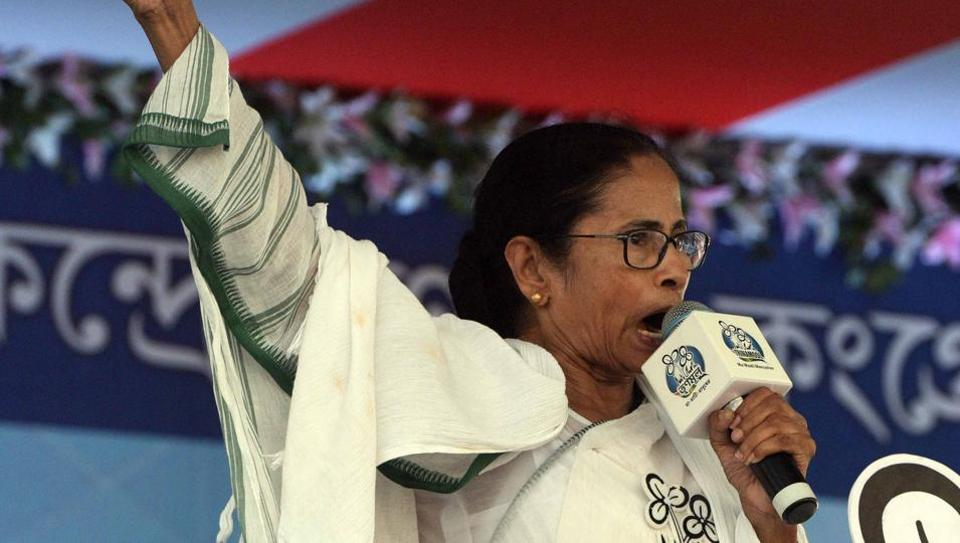 TMC supremo and West Bengal Chief Minister Mamata Banerjee.