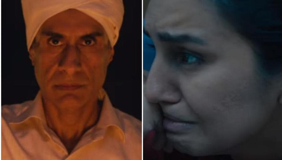 Netflix series Leila released its first trailer, featuring Arif Zakaria and Huma Qureshi.