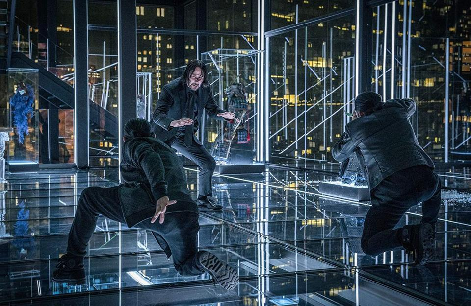 Keanu Reaves plays John Wick. This time, the hitman has a $14 million price tag on his head and an army of bounty hunters on his trail. But no one seems to have warned them that Wick is prepared for war.