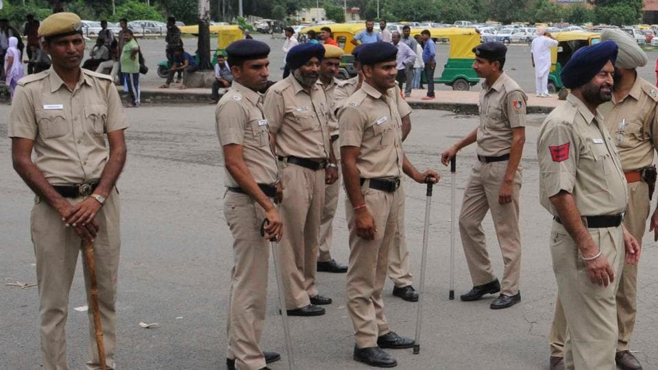Indian Police,Noida