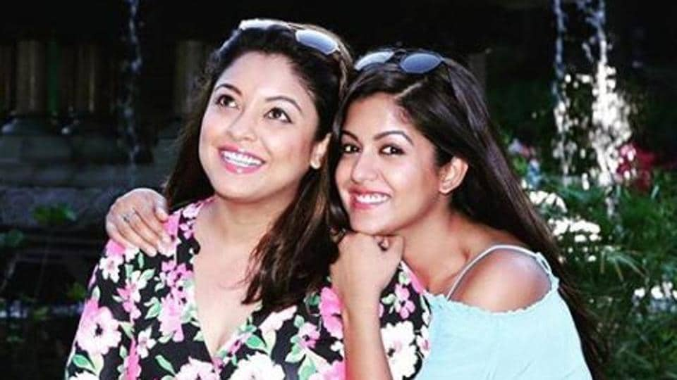 Tanushree Dutta's sister Ishita Dutta says she supported her to be a part of the film industry.
