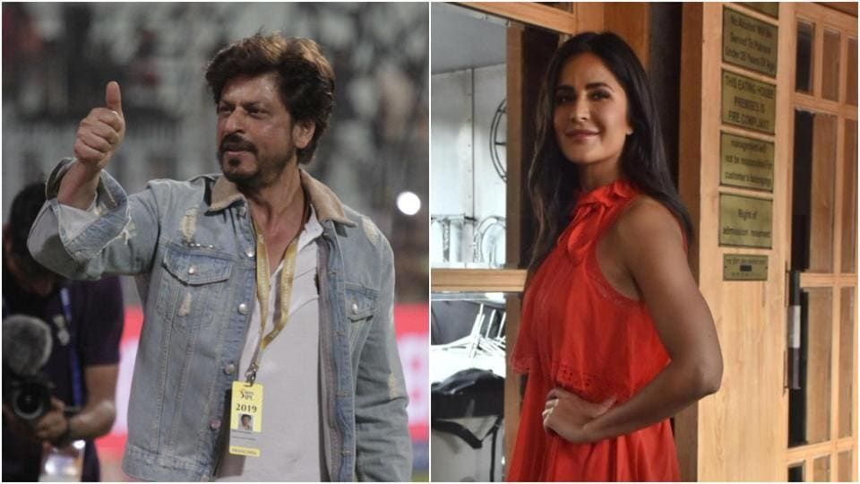 Katrina Kaif,Shah Rukh Khan,Zero