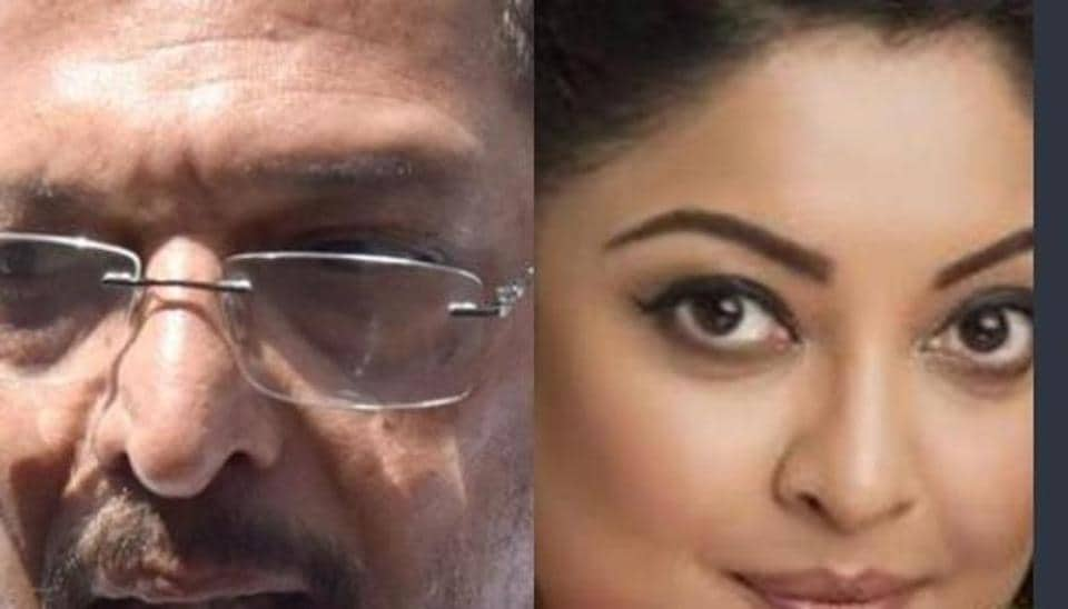 Tanushree Dutta refuted rumours that cops have given a clean chit to Nana Patekar.