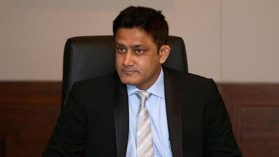 File image of Anil Kumble.