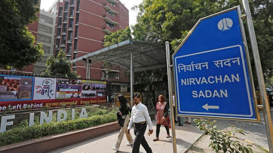 LS polls,Lok Sabha,Election Commission