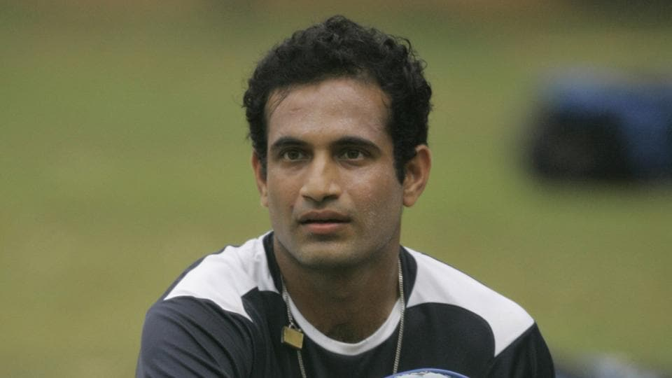 File image of India cricketer Irfan Pathan.