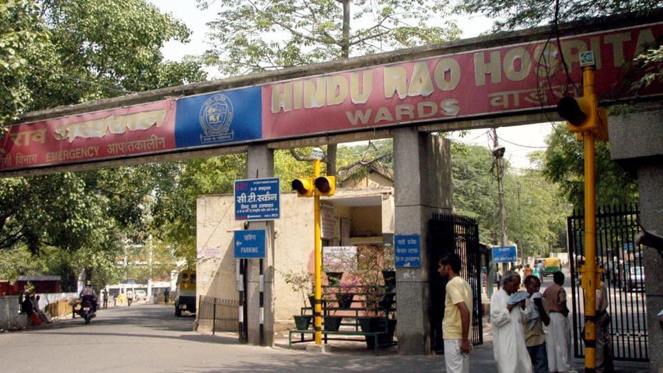 Bara Hindu Rao,Delhi Municipal Corporation,doctors