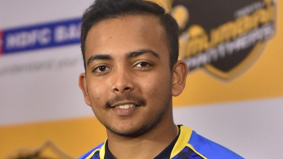 Prithvi Shaw,Ricky Ponting,Sourav Ganguly