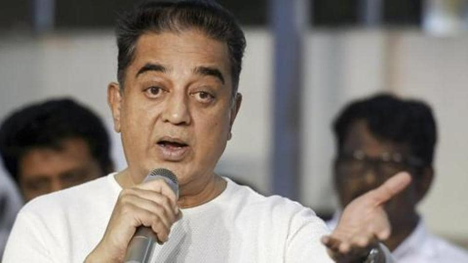 Makkal Needhi Maiam (MNM) president Kamal Haasan also reacted to PM Narendra Modi's contention that no Hindu could ever be a terrorist.
