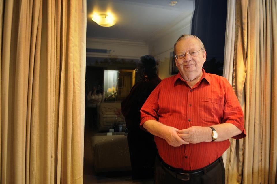 Padma Bhushan awardee author Ruskin Bond turns 85 this year.