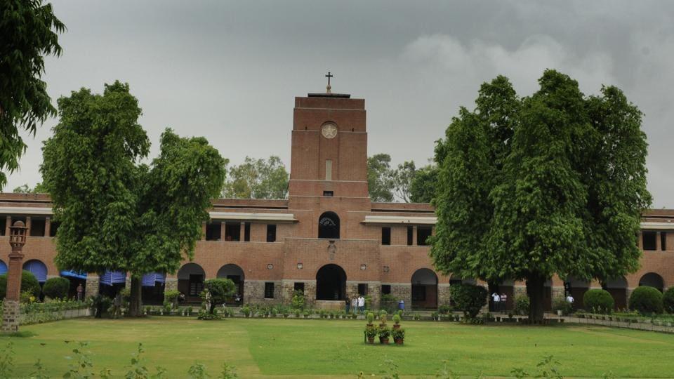 DU,Delhi University,St Stephens