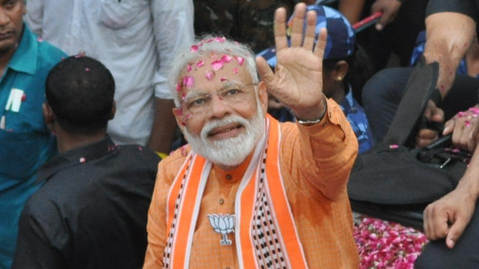 Prime Minister Narendra Modi on Friday said he was confident that the ruling Bharatiya Janata party (BJP)-led dispensation will win over 300 seats.