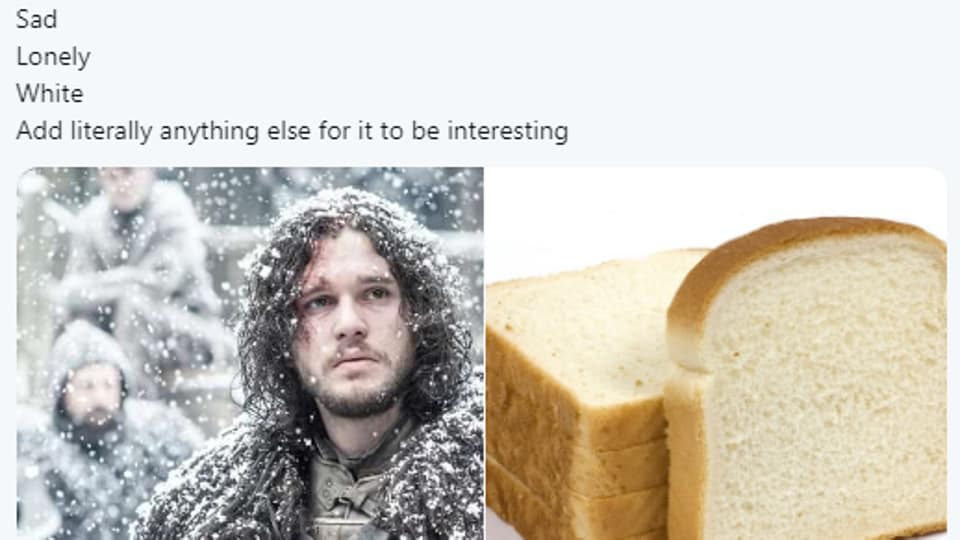 Game of Thrones,Sandwich