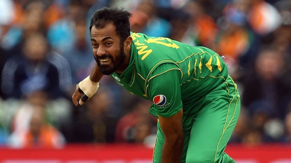 Wahab Riaz earns a surprise inclusion in Pakistan's 2019 World Cup squad