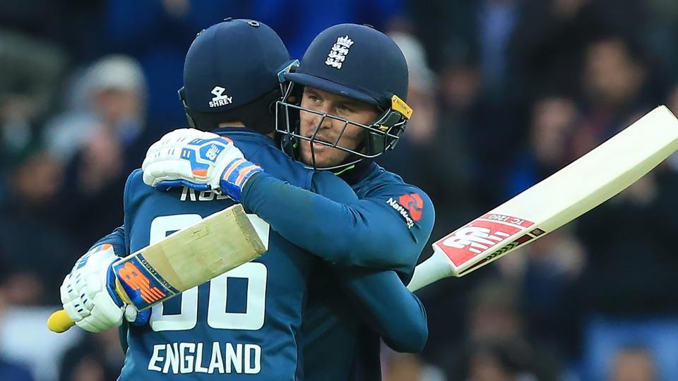 Jason Roy,England vs Pakistan,Roy century