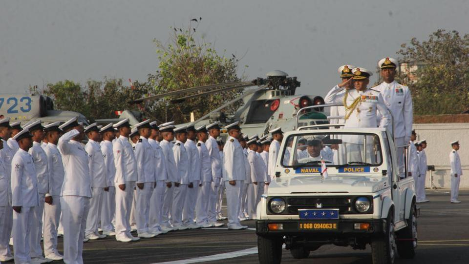 The Defence Ministry on Saturday rejected the plea of Vice Admiral Bimal Verma, who had challenged the appointment of Vice Admiral Karambir Singh as the next Chief of the Indian Navy. (Bhushan Koyande / HT File)