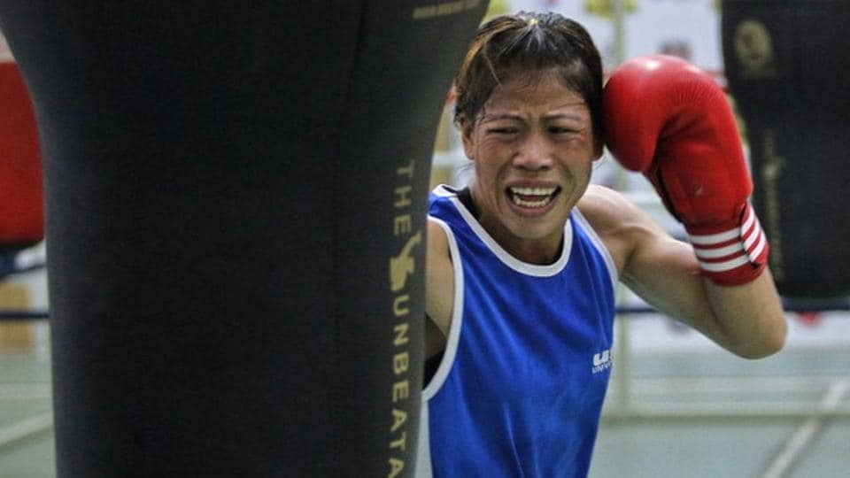 Mary Kom,51kg category,India Open