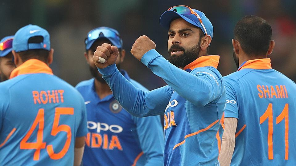 File image of India skipper Virat Kohli.