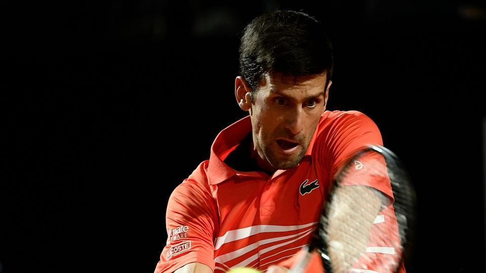 Italian Open,Novak Djokovic,Diego Schwartzman