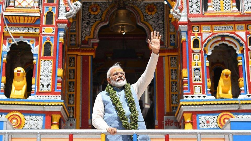 In the run up to the elections, Prime Minister Narendra Modi and his party's master strategist Amit Shah had declared that the BJP would win a clear majority on its own with 300-plus seats.