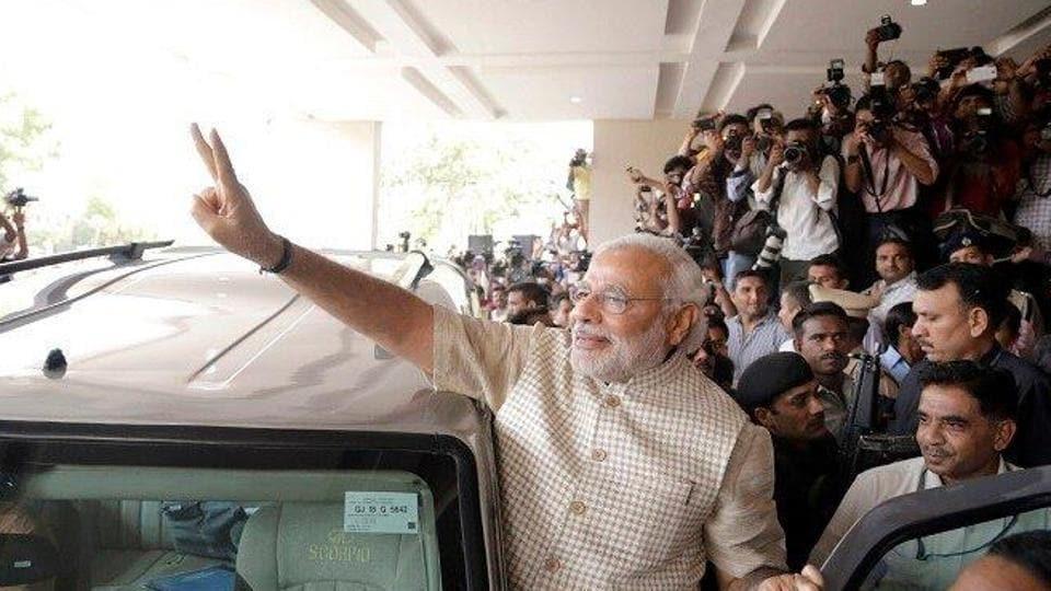 PM Modi,NDA,Lok Sabha elections 2019
