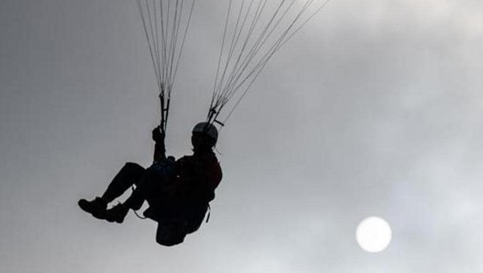 Mohali man dies paragliding in Himachal Pradesh's Kullu